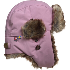 Isbjörn Squirrel Wintermütze Kinder dusty pink